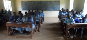 The Water Project : matawa-primary-school-community-education-27