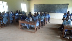 The Water Project : matawa-primary-school-community-education-28