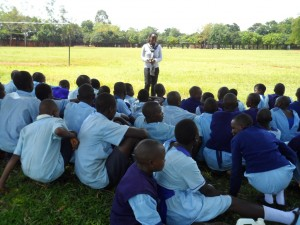 The Water Project : matawa-primary-school-community-education-41