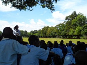 The Water Project : matawa-primary-school-community-education-45