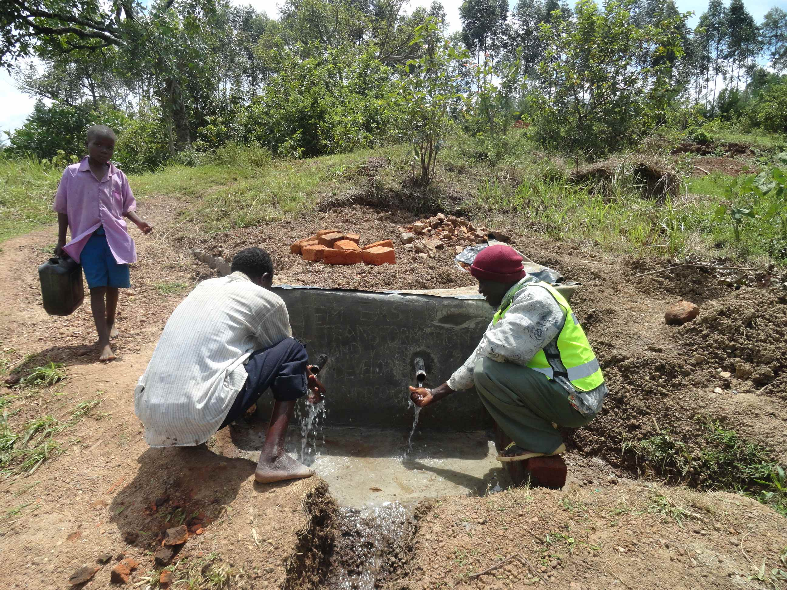 The Water Project : mateleni-east-bukusu1-4