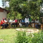 The Water Project: Matsakha Jamia Mosque and Community Well Rehabilitation Project -