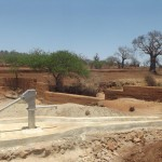 The Water Project: Nyeki Ndune Community A -