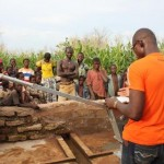 The Water Project: Gnibare Village, Burkina Faso -