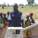 The Water Project: Panan, Burkina Faso -