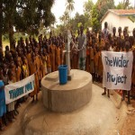 The Water Project: R.E.C. Primary School, Sierra Leone -