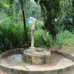 The Water Project: New Life Clinic Health Post Well Rehabilitation -