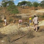 The Water Project: Vinya Wa Kyangwasi Community A -