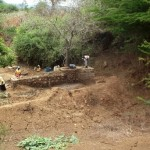 The Water Project: Wuumisyo Wa Kiumoni Self Help Group Shallow Well Project -