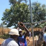 The Water Project: Nahiridon, Burkina Faso -