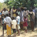The Water Project: V4 Badone, Burkina Faso -