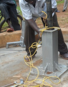 The Water Project : matawa-primary-school-pump-installation-2