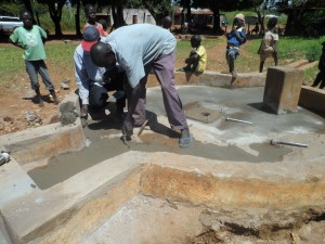 The Water Project : matawa-primary-school-pad-repair-1