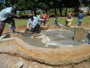The Water Project : matawa-primary-school-pad-repair-4