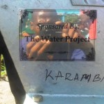 The Water Project: Karambi Secondary School -