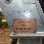 The Water Project: Gisagara Community -