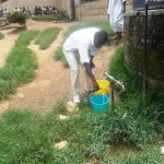 The Water Project: Indangburezi Secondary School -