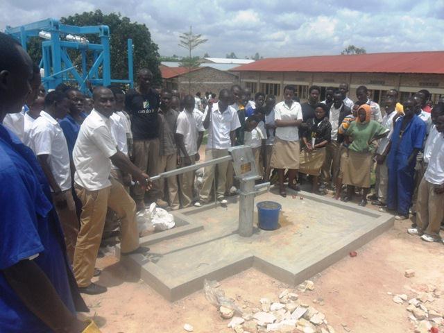 Photo of Indangburezi Secondary School