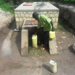 The Water Project: Munini Community -