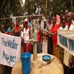 The Water Project: Newton Community Well Rehabilitation Project -