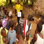 The Water Project: Magbanga Village Well Rehabilitation Project -