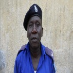 The Water Project: Lungi Police Barracks, E-Line, Block 7 Well Rehabilitation -