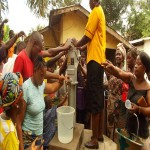 The Water Project: Peninsular Secondary School Well Repair Project -