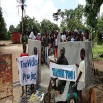 The Water Project: St. Dominics Well Rehabilitation -