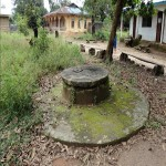 The Water Project: Limena-Sam Rd Well Rehabilitation -