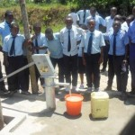 The Water Project: College Adventists de Gitwe II -