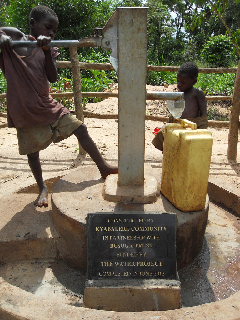 The Water Project : uganda625