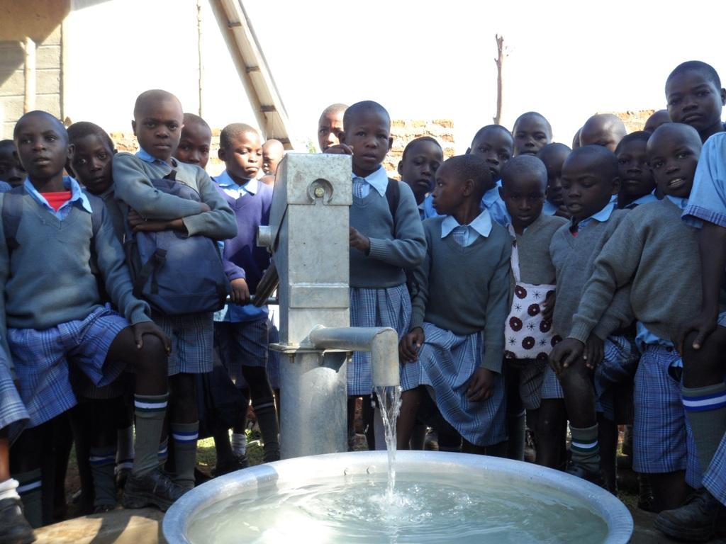 The Water Project : kenya4132_handing-over_3