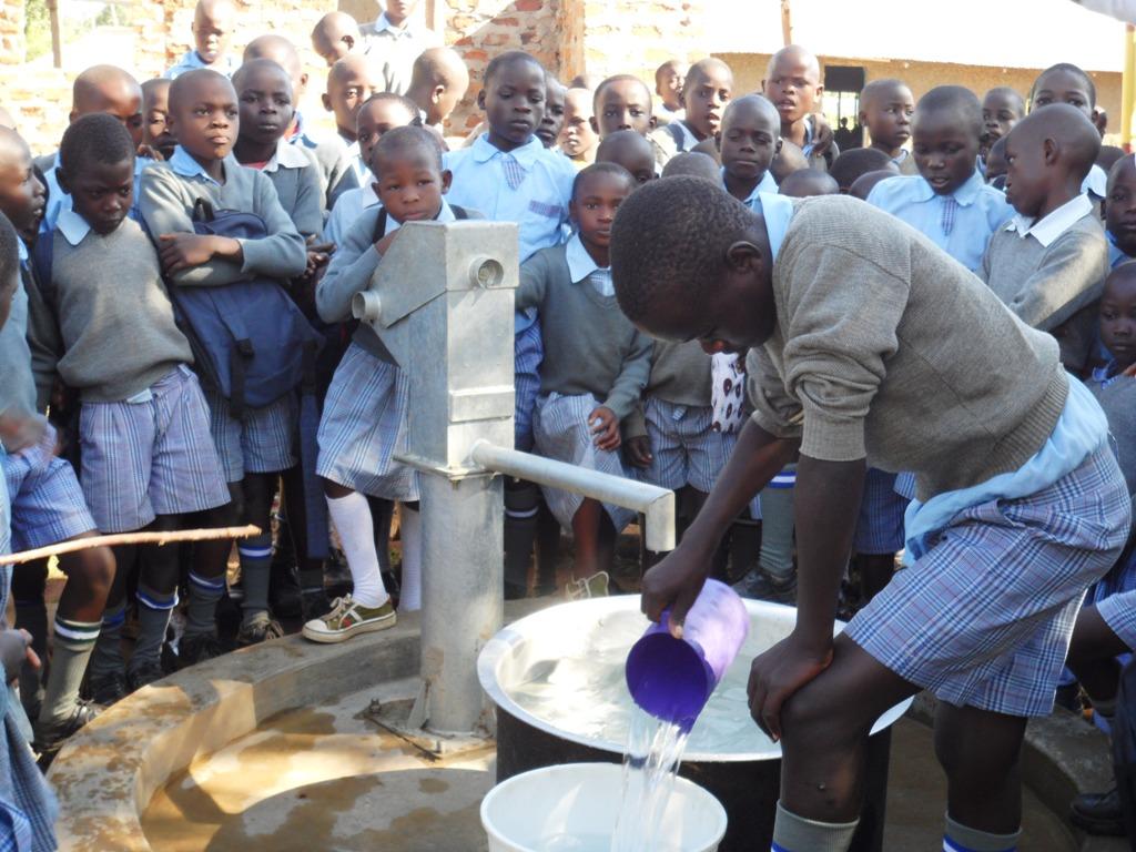 The Water Project : kenya4132_handing-over_5