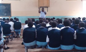 The Water Project : kenya4134_community-education_2