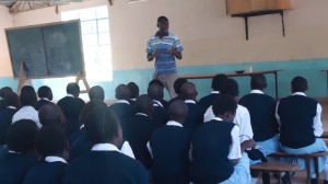 The Water Project : kenya4134_community-education_3