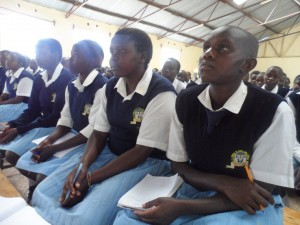 The Water Project : kenya4134_community-education_9