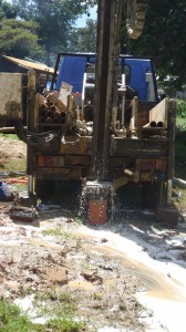 The Water Project : kenya4134_drilling_7