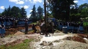 The Water Project : kenya4134_drilling_8