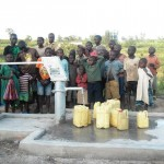 The Water Project: Nangarugoma -
