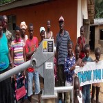 The Water Project: Suctarr, 1 Kabbia Lane Well Rehabiltation -