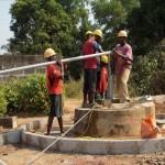 The Water Project: Kambia, 6 Bangura Street Well Rehabilitation -