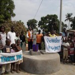 The Water Project: Kambia, 6 Bangura Street Well Rehabilitation -
