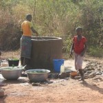 The Water Project: V4 Katougue Village, Burkina Faso -
