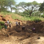 The Water Project: Kyeni Kya Syatu Community -