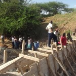 The Water Project: Mbaa Ngoka Community -