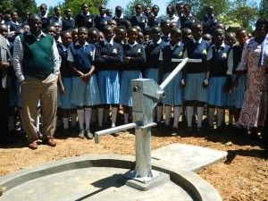 The Water Project : kenya4134_handing-over_12