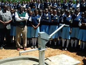 The Water Project : kenya4134_handing-over_13
