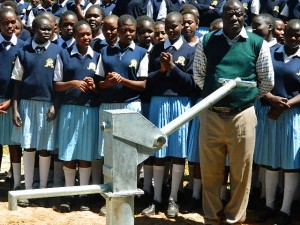 The Water Project : kenya4134_handing-over_14