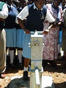 The Water Project : kenya4134_handing-over_15