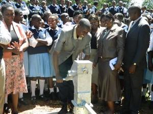 The Water Project : kenya4134_handing-over_16